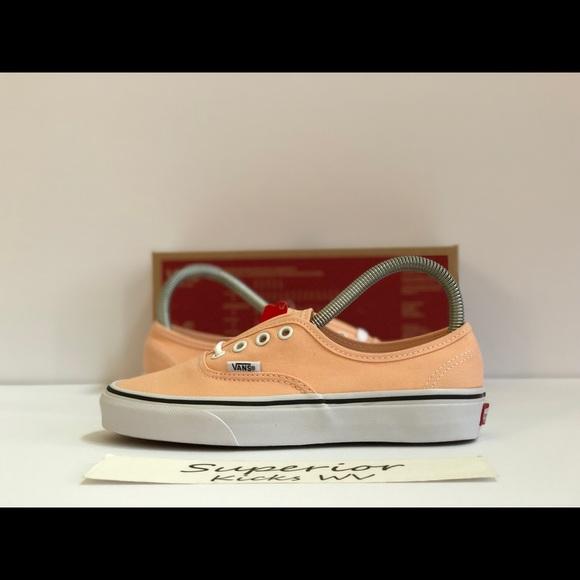 Vans Shoes | Authentic Bleached Apricot